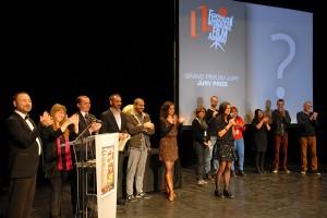 Soirée de remise des prix : le grand prix du jury est...