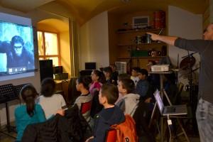 """Classes """"Mon premier film"""" : atelier effets spéciaux"""