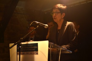 Antoinette Scherer, Maire d'Annonay
