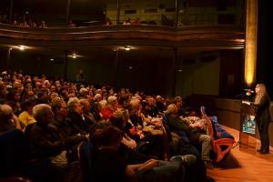 Soirée d'inauguration du Festival au Théâtre des Cordeliers