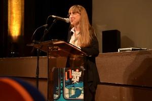 Marianne Ferrand, directrice du Festival