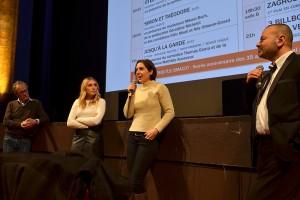 Présentation du film LUNA en présence de sa réalisatrice Elsa Diringer, de la comédienne Laetitia Clément et du coscénariste Claude Mourieras