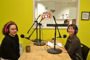 La comédienne Alice de Lencquesaing interviewée par Sylviane