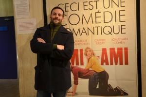 Victor Saint-Macary, réalisateur du film AMI-AMI