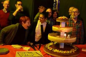 Soirée des 35 ans du Festival à La Presqu'ile