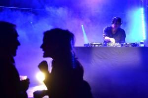 Soirée des 35 ans du Festival à La Presqu'ile, avec DJ James Stewart