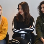 Laetitia Clément, Mathilde Auneveux et Myriam Mansouri