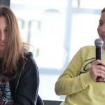 Nils Othenin-Girard et Thomas Gioria