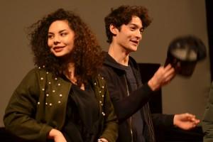 Myriam Mansouri et Khaled Alouach, DE TOUTES MES FORCES