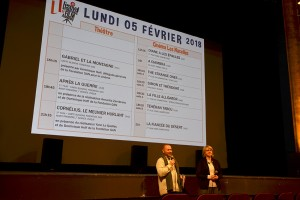 Journée dédiée à une Carte Blanche à la Fondation Gan pour le Cinéma, en compagnie de sa directrice déléguée Dominique Hoff