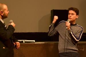 L'ATELIER, en présence du comédien Matthieu Lucci