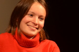 Diane Rouxel, pour LES GARÇONS SAUVAGES