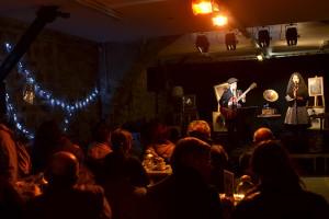 Brunch jazz au Nid : Little Coquette, programmation SMAC 07