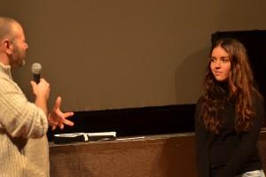 LES BIENHEUREUX, en présence de la comédienne Lyna Khoudri