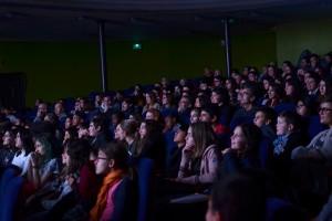 Masterclass autour du cinéma d'animation avec Laurent Valière, François Lignier et Sylvain Chomet