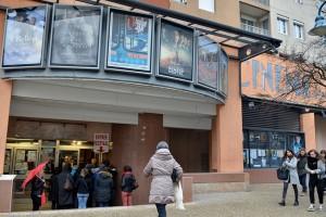 Une grande partie des projections a lieu au cinéma Les Nacelles, avenue de l'Europe