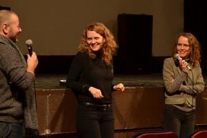 SOLEIL BATTANT, en présence de ses réalisatrices Laura et Clara Laperrousaz