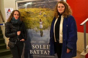 SOLEIL BATTANT, en présence de ses réalisatrices Clara et Laura Laperrousaz