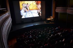 TOIMOINOUS, ciné-concert destiné au jeune public