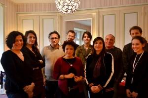 Les membres du jury de cette 35ème édition du Festival