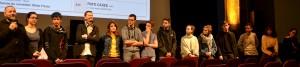Les membres du jury lycéen de cette 35ème édition du Festival