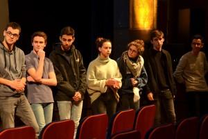 Le jury lycéen 2018 est accompagné par le réalisateur Fred Nicolas