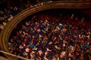 Séance scolaire au Théâtre des Cordeliers