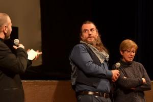 IL PIU GRANDE SOGNO, 1er film en compétition présenté par son acteur italien Mirko Frezza