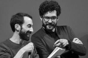 Felipe Bragança, réalisateur brésilien de LA FILLE ALLIGATOR, Julien à la traduction
