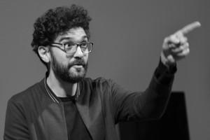 Felipe Bragança, réalisateur brésilien de LA FILLE ALLIGATOR