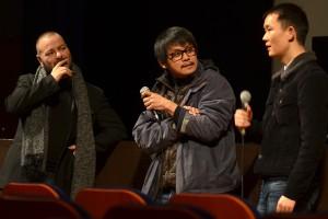 SHUTTLE LIFE, 1er film en compétition présenté par son réalisateur Tan Seng Kiat