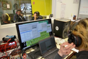 Felipe Bragança, réalisateur du film brésilien en compétition LA FILLE ALLIGATOR, interviewé par Sylviane et Frédérique