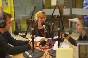 Sahim Omar Kalifa, réalisateur du film belge en compétition ZAGROS, interviewé par Julie et Maya