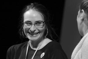 Egle Vertelyte, réalisatrice du film lituanien MIRACLE