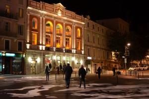 En nocturne au Théâtre des Cordeliers