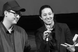 Christopher Radcliff et Lauren Wolkstein, pour leur 1er film THE STRANGE ONES