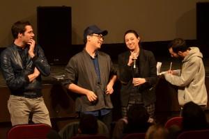 THE STRANGE ONES, en présence de son producteur Sébastien Aubert, et ses réal. Christopher Radcliff et Lauren Wolkstein