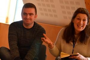 Rencontre à la MJC : cercle d'échanges autour de MIRACLE et ZAGROS