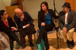 Rencontre à la MJC : cercle d'échanges autour de IL PIU GRANDE SOGNO et THE GIANT, en présence de leurs acteurs principaux