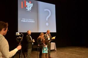 Cérémonie de remise des prix : quel sera le prix du public ?