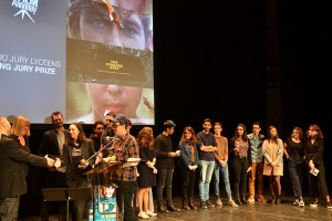 Prix du jury lycéen : THE STRANGE ONES, de Christopher Radcliff et Lauren Wolkstein