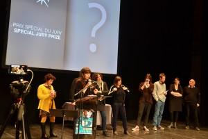 Le jury composé de cinéphiles amateurs entourés de professionnels : Thierry Klifa, Anaïs Telenne, Lidia Terki, Géraldine Michelot