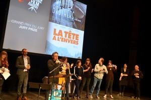 Grand prix du jury ex-aequo : WINTER BROTHERS et LA TÊTE À L'ENVERS