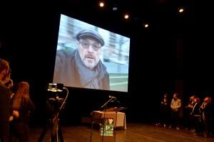 En duplex avec l'Autriche, un petit mot de Josef Hader, réalisateur de LA TÊTE À L'ENVERS