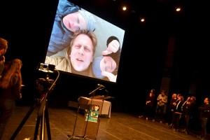 En duplex avec l'Islande, un petit mot de Hlynur Pálmason, réalisateur de WINTER BROTHERS