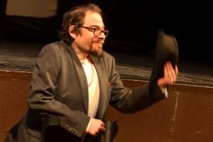 THE GIANT, 1er film suédois en compétition, en présence de son comédien principal Christian Andren