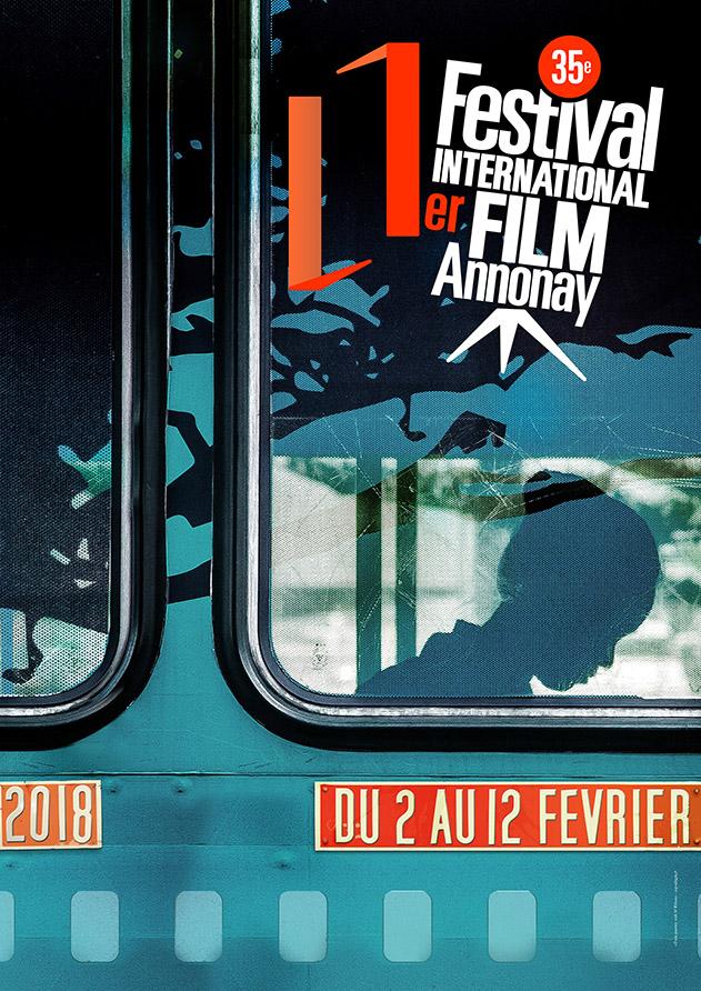 Affiche du Festival 2018 - Fred Altazin
