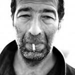 Slimane Dazi, comédien (LES DERNIERS PARISIENS)
