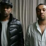 Hamé et Ekoué, réalisateurs (LES DERNIERS PARISIENS)