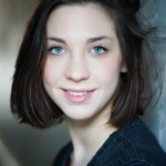 Mathilde Auneveux, actrice dans Jusqu'à la garde